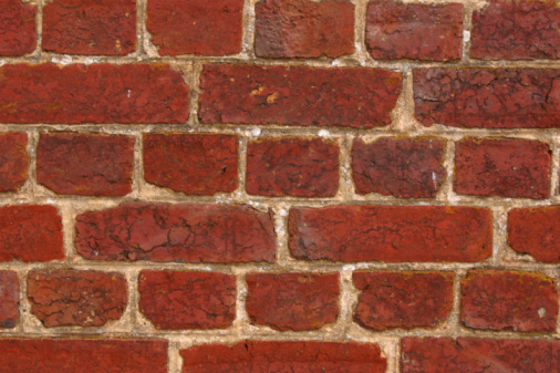 How To Put Electrical Wiring Through Brick Walls