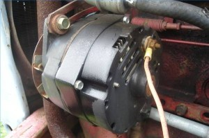 How to Wire an Alternator on a Tractor   It Still Runs   Your Ultimate Older Auto Resource