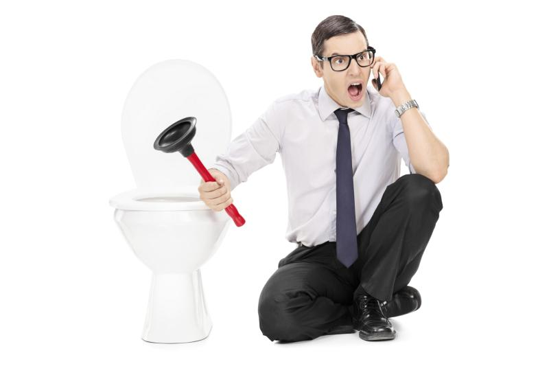 Image Result For What Can You Pour Down A Toilet To Unclog It