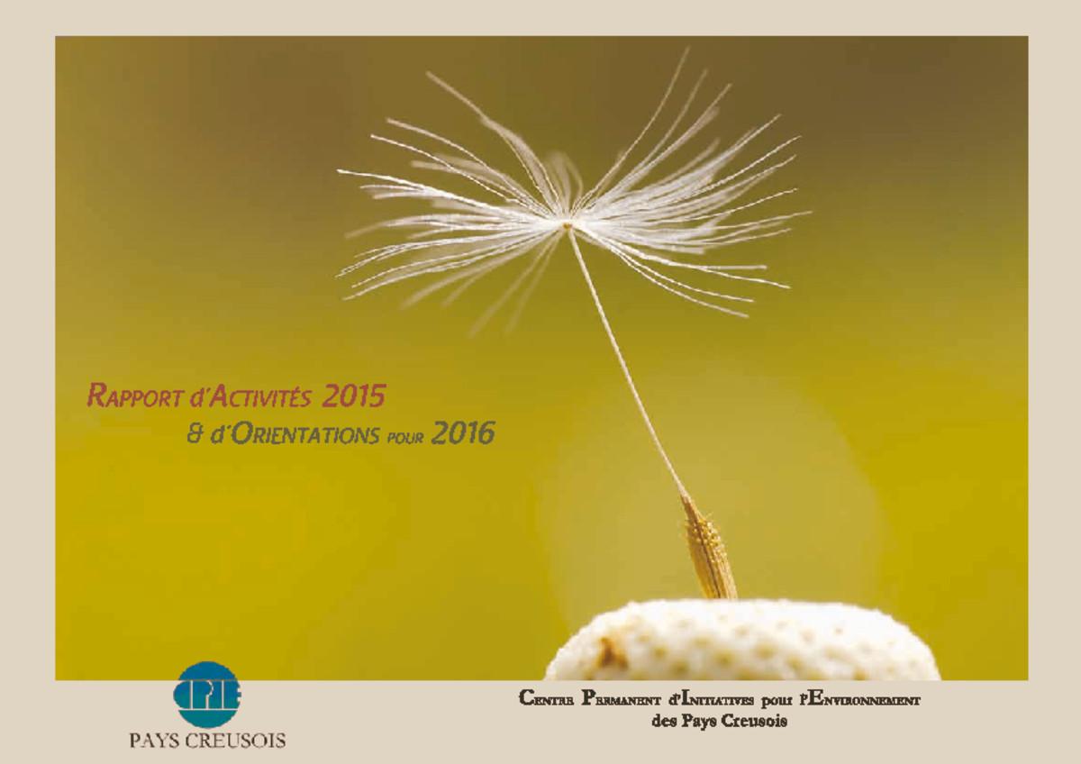 thumbnail of Rapport_activite_2015