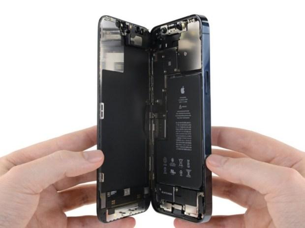 iPhone 12 Pro Max拆解,主相機模組比想像中更大 d4df9b206e0f53c430afce62f1e8557c