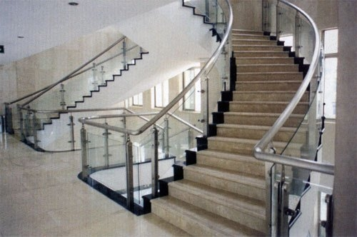 Stainless Steel Handrails Manufacturer In Hyderabad Stainless | Stainless Steel Handrails Near Me | Metal | Cable Railing | Glass Railing Systems | Relaxdays Stainless | Staircase Railing