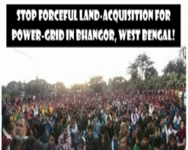 Image result for Bhangar Movement Reaching a New Height
