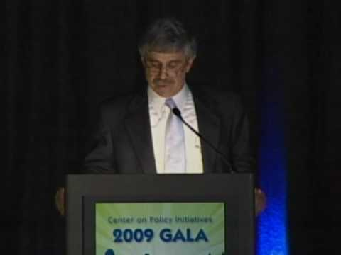 CPI Gala 2009 Highlights: Donald Cohen's Speech