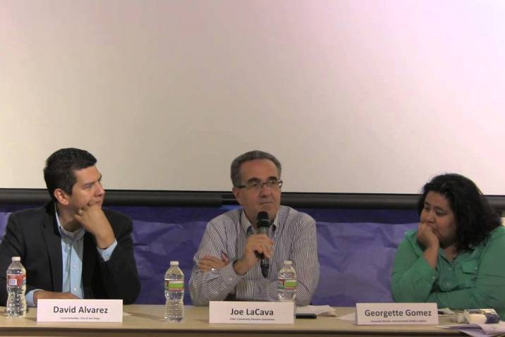 Community Planning Group Panel, 2013 (Part 1/2)