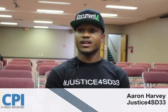 Justice4SD33: 2015 Spotlight on Justice, Catalyst for Change Award Recipient