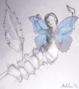 G., la nostra ragazza farfalla