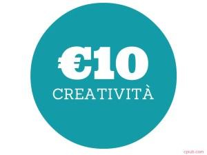 il prezzo della creatività
