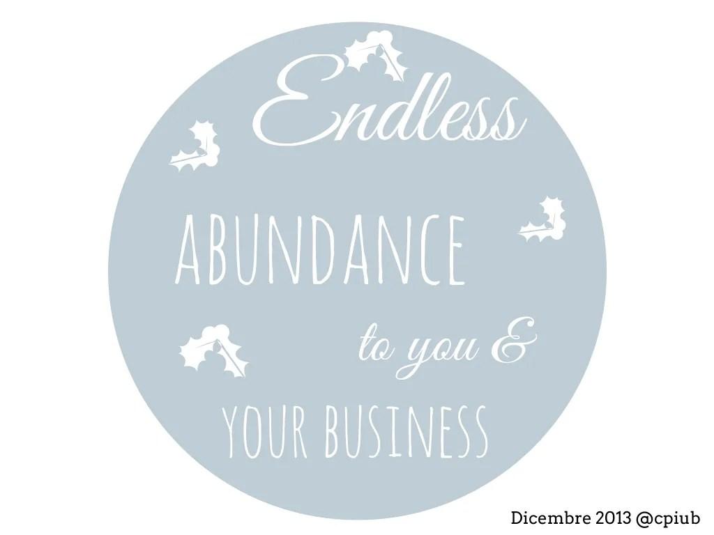 Endless Abundance