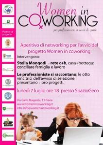 C+B per Women in Coworking