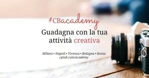 Torna la C+B Academy: nuove date a Milano, Napoli, Vicenza, Bologna e Roma