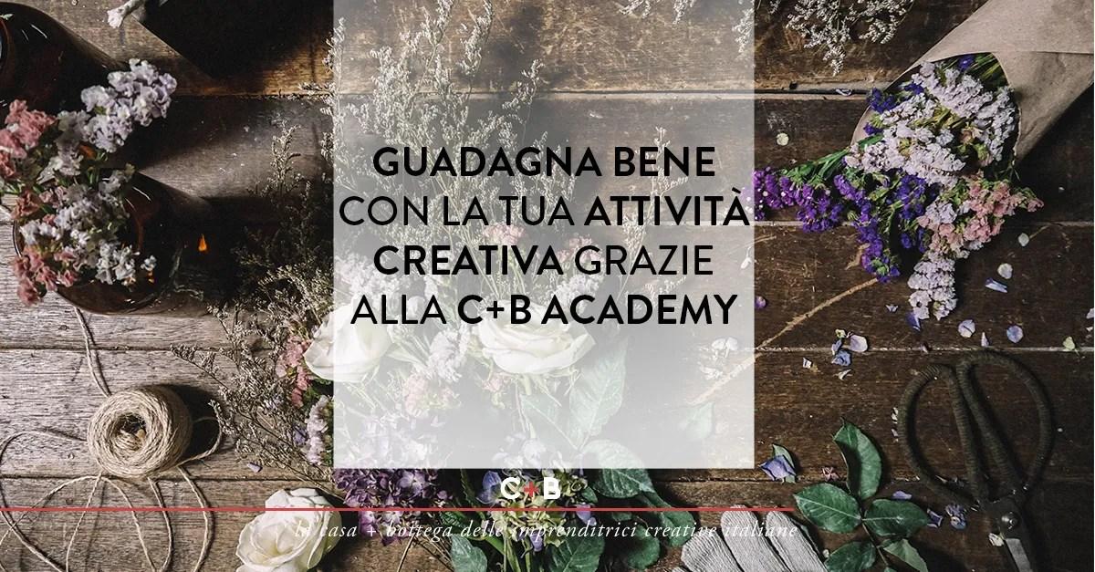 C+B Academy, formazione per donne in proprio
