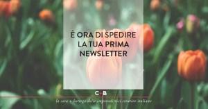 Spedire la tua prima newsletter: checklist dei contenuti indispensabili
