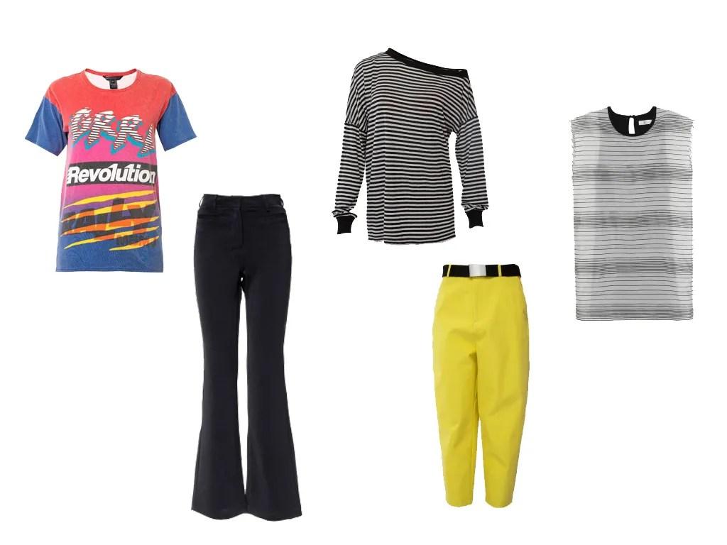Outfit primavera SPG per C+B - pantaloni