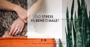6 segni che ti dicono che soffri di stress cronico