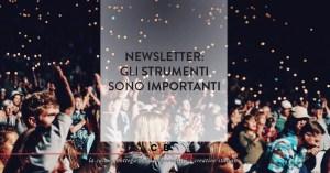 Newsletter: con che strumento mandarla?