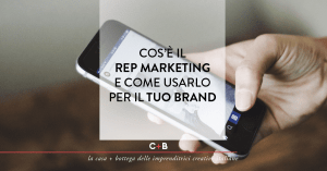 Rep marketing per brand handmade