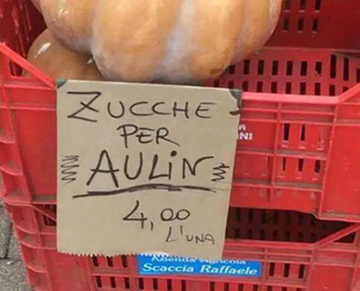 Zucche per Aulin