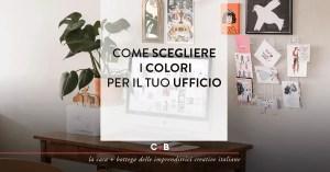 Come usare il colore in ufficio, consigli e suggerimenti pratici