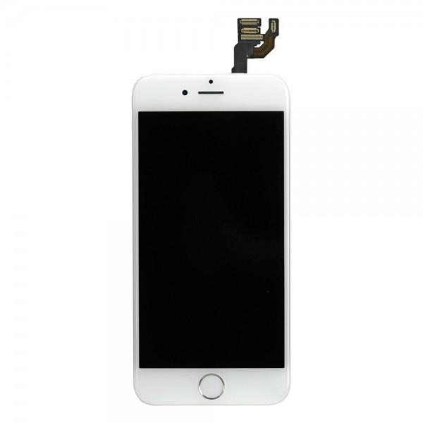 iphone 6 complet premium blanc vitre ecran camera avant ecouteur bouton nappe home