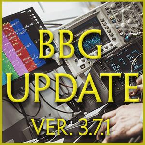 Better Balanced Game Update 1/1/2020