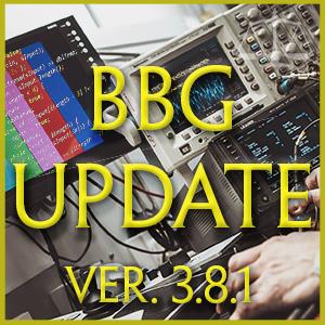 BBG Update 3.8.1