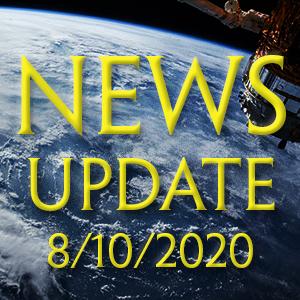 News Update 8 10 2020