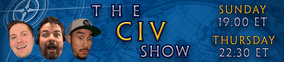 TheCivShow Header