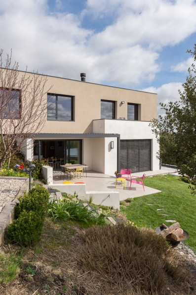 CPL Architecture - Toulouse - Corinne Pivetta Lagarde - Maison L.