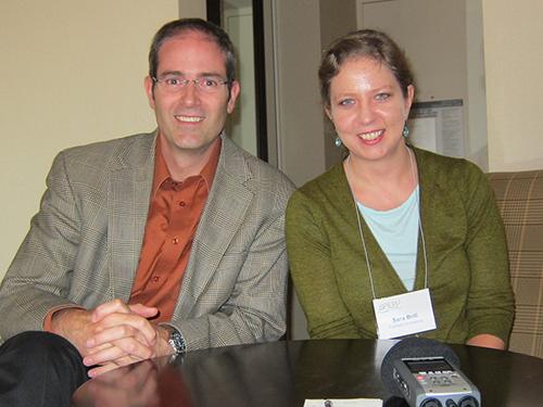 Christopher Long and Sarah Brill for Digital Dialogue