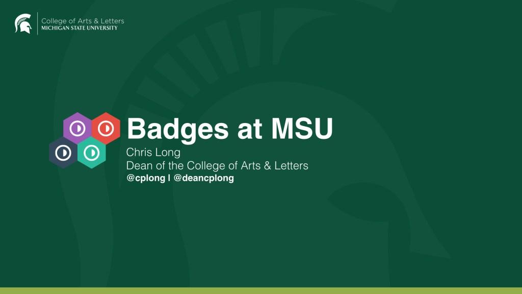 Badges at MSU.001