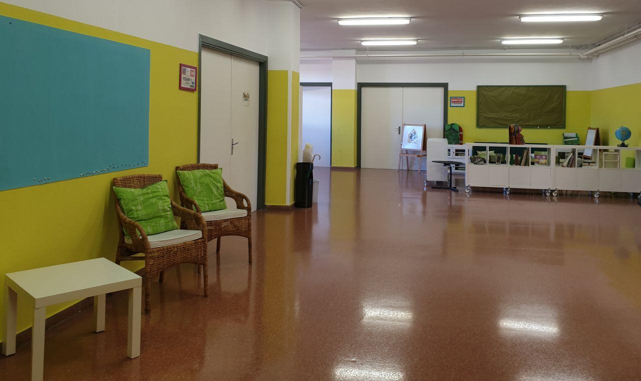 Hall Primera planta