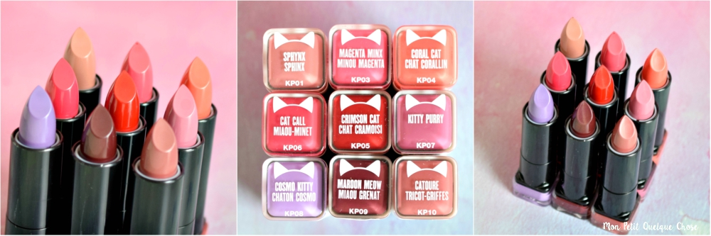 Katy Kat Collection de COVERGIRL! - Mon Petit Quelque Chose