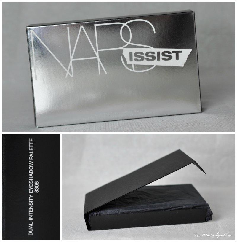 Narsissist de Nars, : une palette, plusieurs dimensions. - Mon Petit Quelque Chose