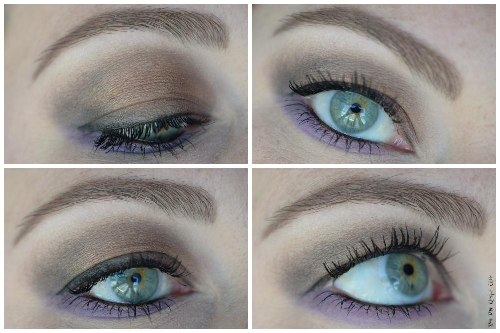 Crown Brush : en Violet avec la Palette 35PR - Mon Petit Quelque Chose
