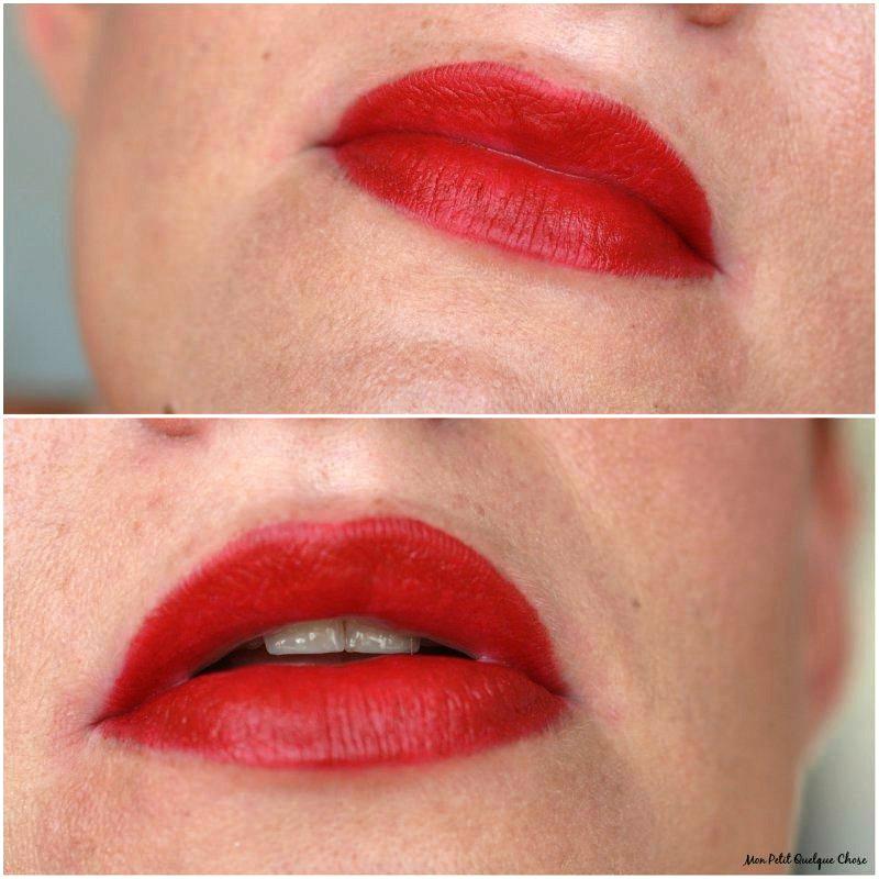 Deux styles de Rouges à Lèvres Mattes avec Sleek - Mon Petit Quelque Chose