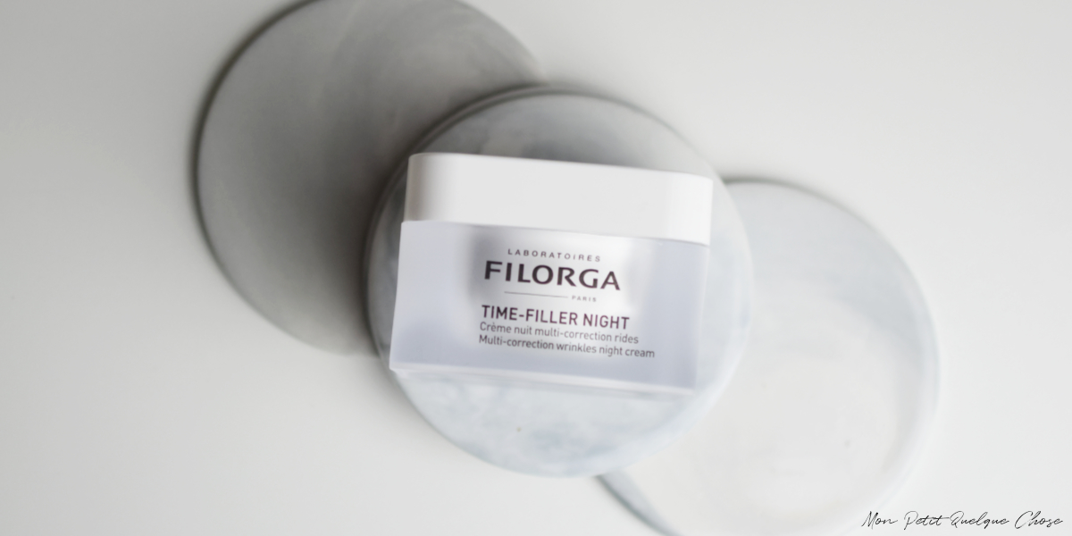 Time-Filler Night, la texture gel pour la nuit!