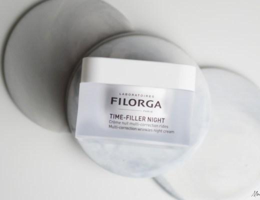 Time-Filler Night, la texture gel pour la nuit! - Mon Petit Quelque Chose