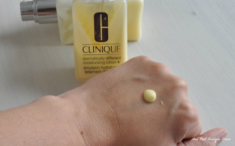 Dramatically Different Moisturizing Gel et Lotion de Clinique, Mon Petit Quelque Chose