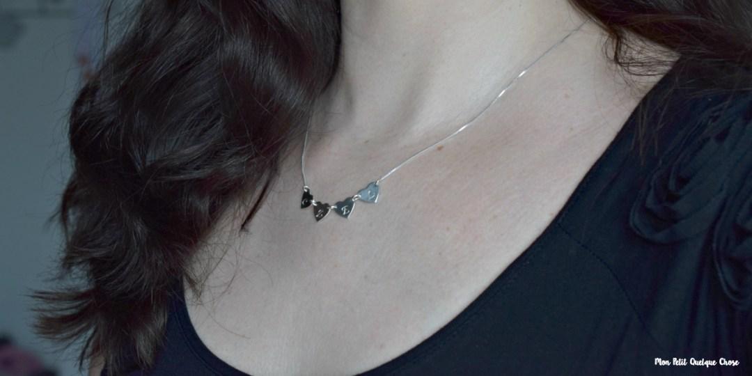 Gagnez votre Collier d'Amour personnalisé avec oNecklace! - Mon Petit Quelque Chose