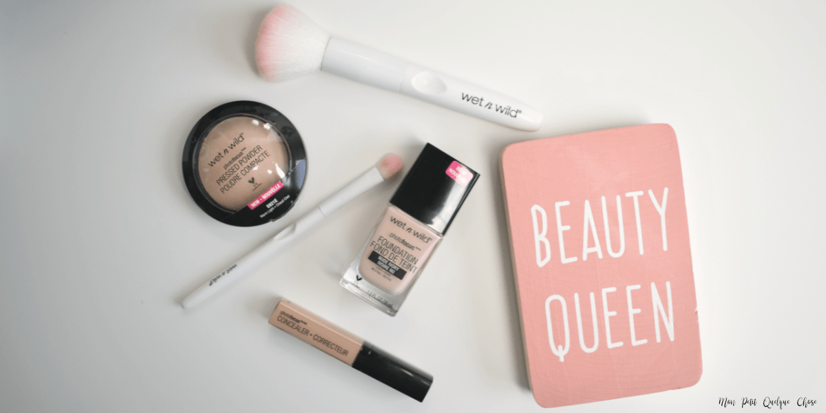 Photo Focus de wet n wild, Belle même face au Flash!