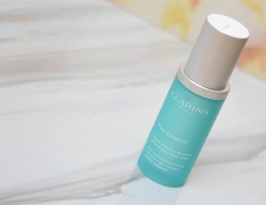 Le Sérum Pore Control de Clarins - Mon Petit Quelque Chose
