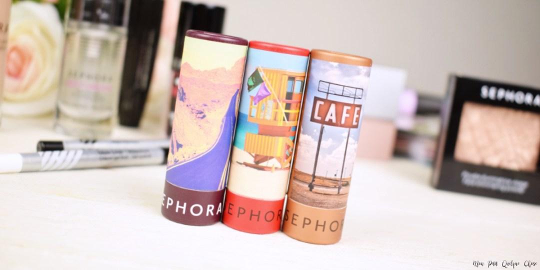 News : Collection Sephora et Lip Stories - Mon Petit Quelque Chose