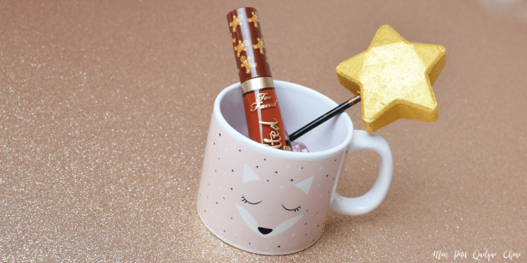 Gingerbread Man de Too Faced, un lipstick de fêtes! - Mon Petit Quelque Chose