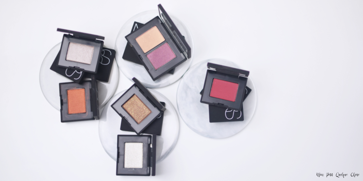 News : Nars Eyeshadows!