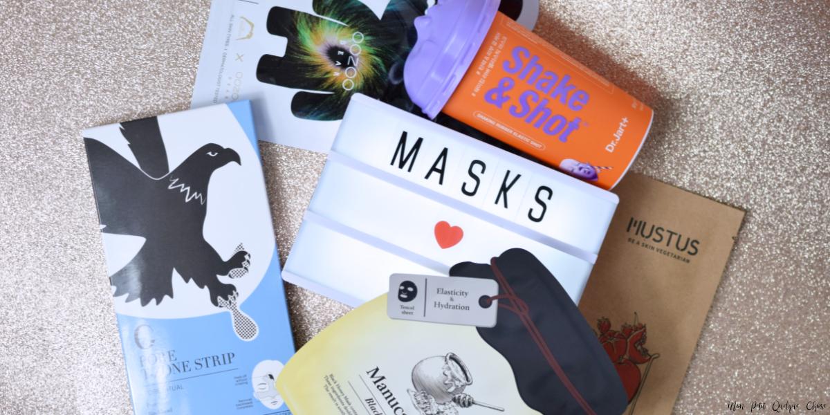 Crash Test : Des nouveaux Masques!