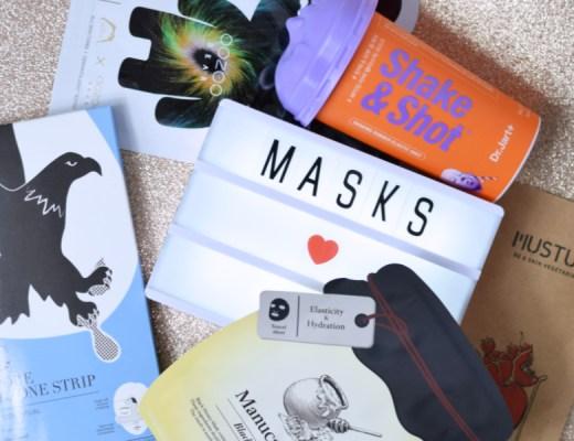 Crash Test : Des nouveaux Masques! - Mon Petit Quelque Chose