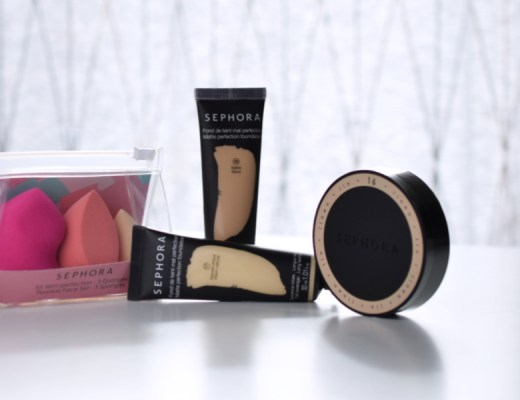 L'Ultra Couvrance avec le Fond de Teint Mat Perfection de Sephora - Mon Petit Quelque Chose