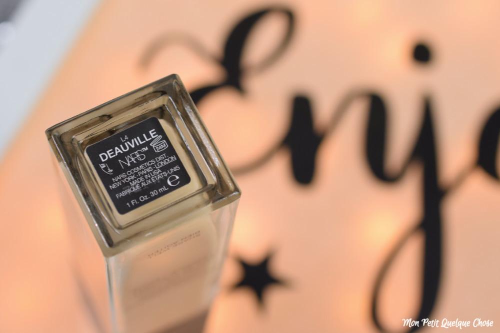 Natural Radiant Longwear Foundation de Nars! - Mon Petit Quelque Chose