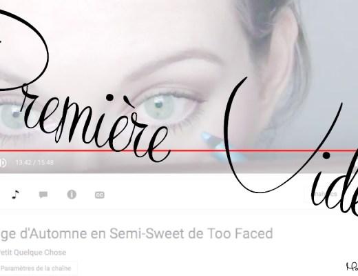Youtube - Mon Petit Quelque Chose